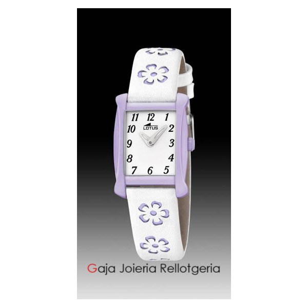 Reloj Lotus Junior comunion niña 18255-4