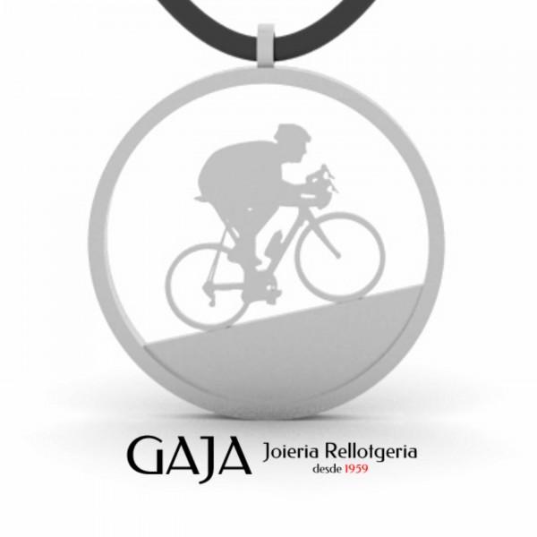 Penjoll ciclisme bicicleta de carretera de plata
