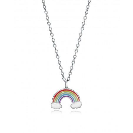 Collar de nena arc de Sant Martí de plata viceroy 5115C000-19